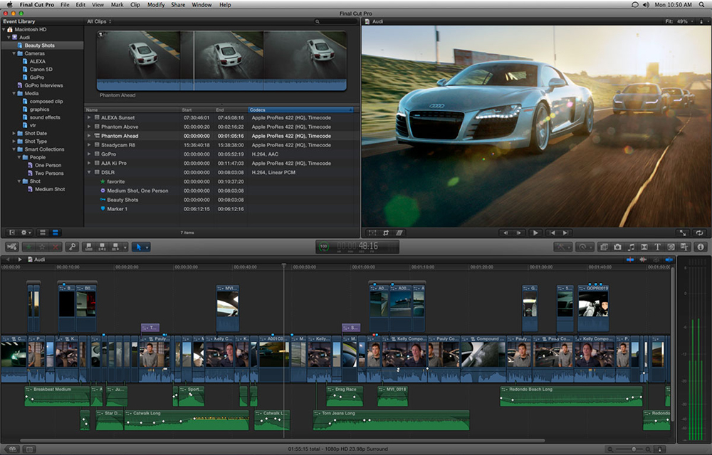 Best Video Editing Softwares for Windows