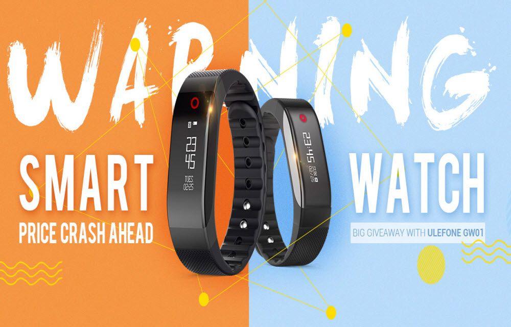 GearBest Smart Watch Flash Sale