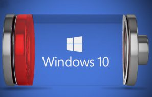 How to find Out Battery Usage of Apps in Windows 10