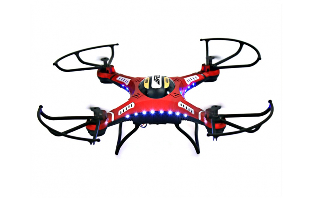 JJRC H8D 58G Real-time FPV Headless Mode RC Quadcopter Drone-1