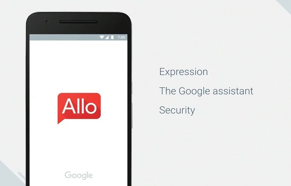 Meet New Google Allo, A New Messaging App With Google Assistant