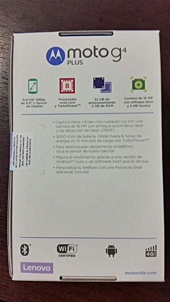 Moto G4 Plus Leak 4
