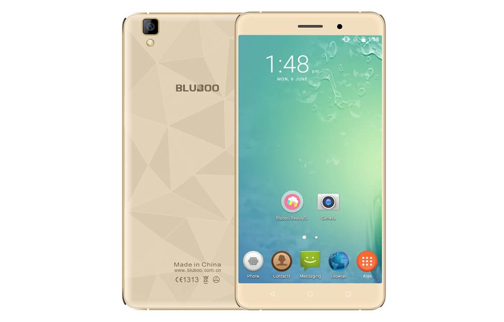 Bluboo Maya Smartphone Cheap priced Good display
