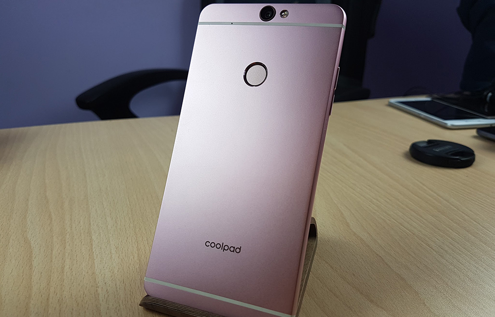 Coolpad Max Launched in India