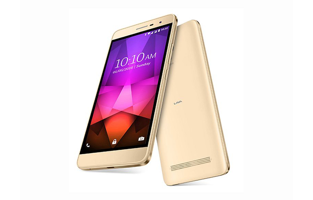 Lava X46 Launched