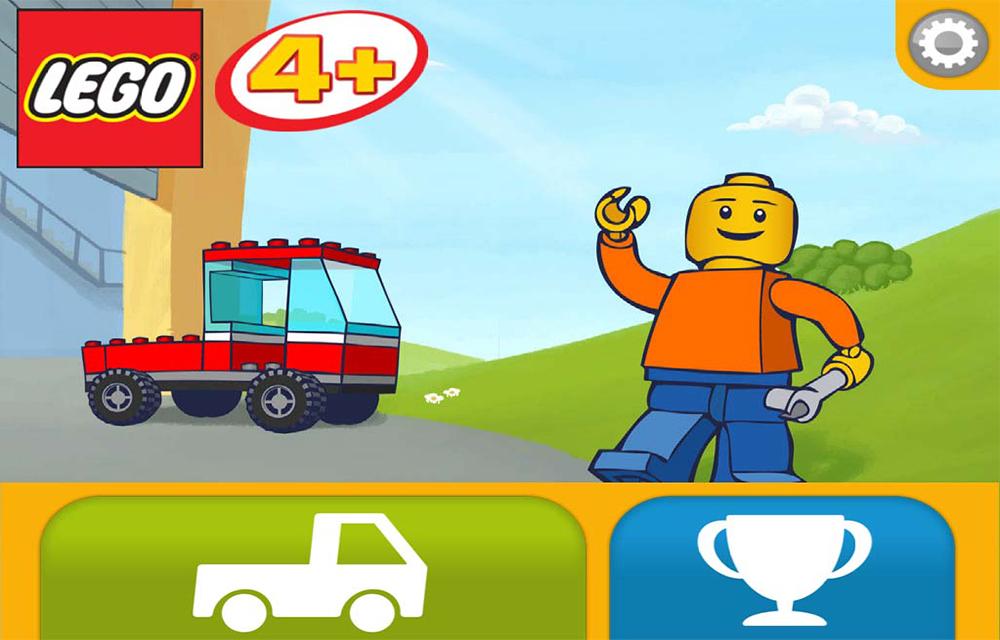 Lego App 4+