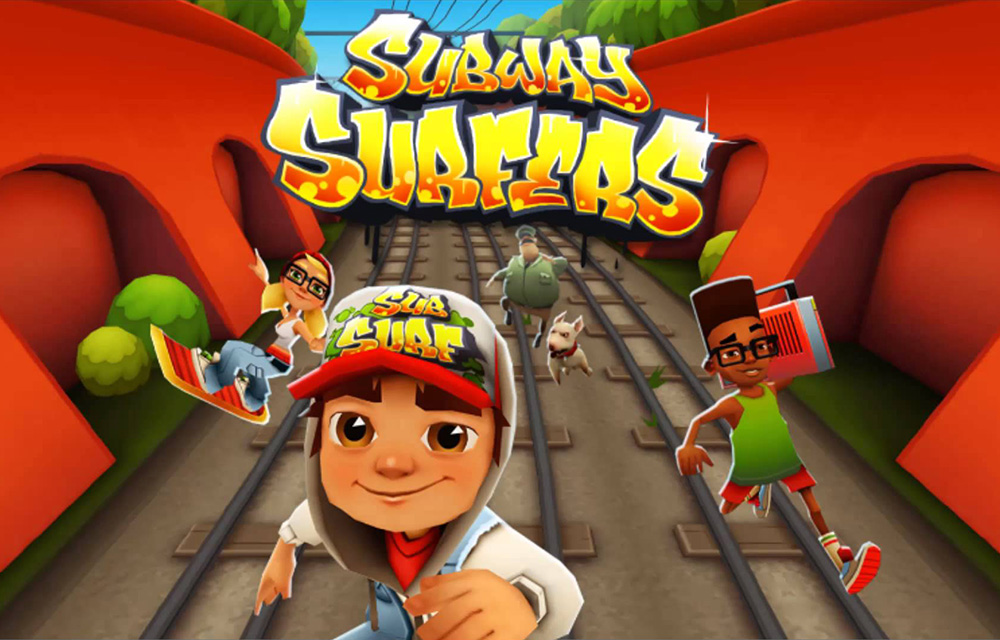 Subway Surfers Offline Game for Android