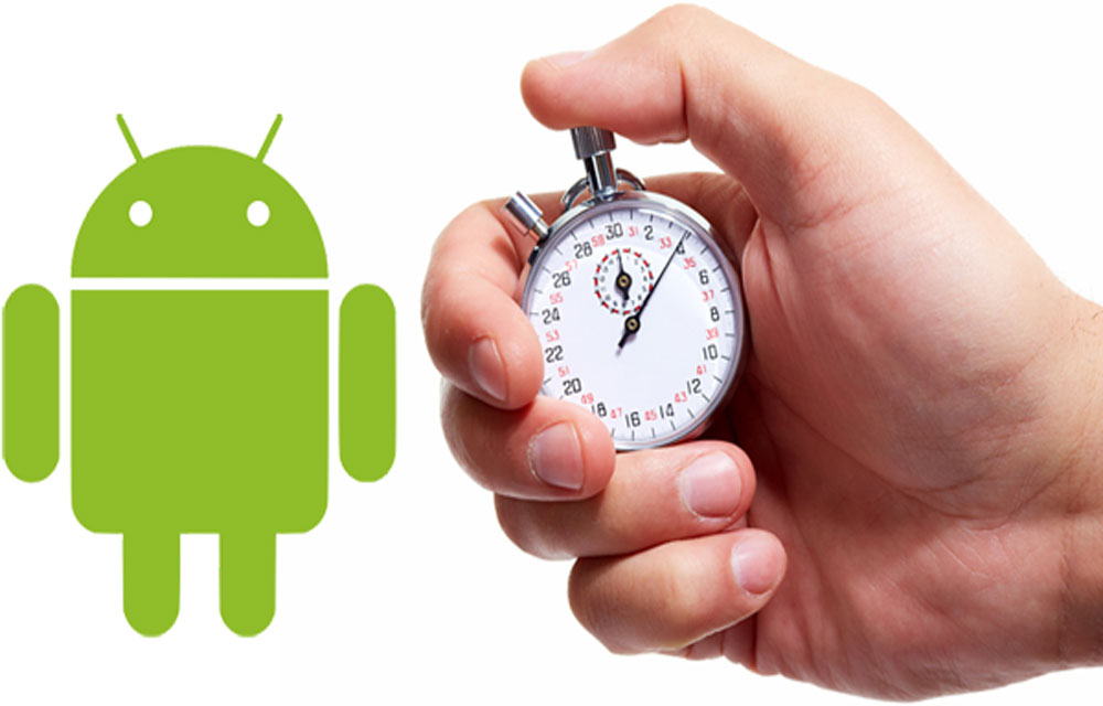 speed up your android smartphone