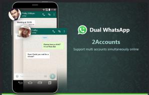 Dual Whatsapp Review