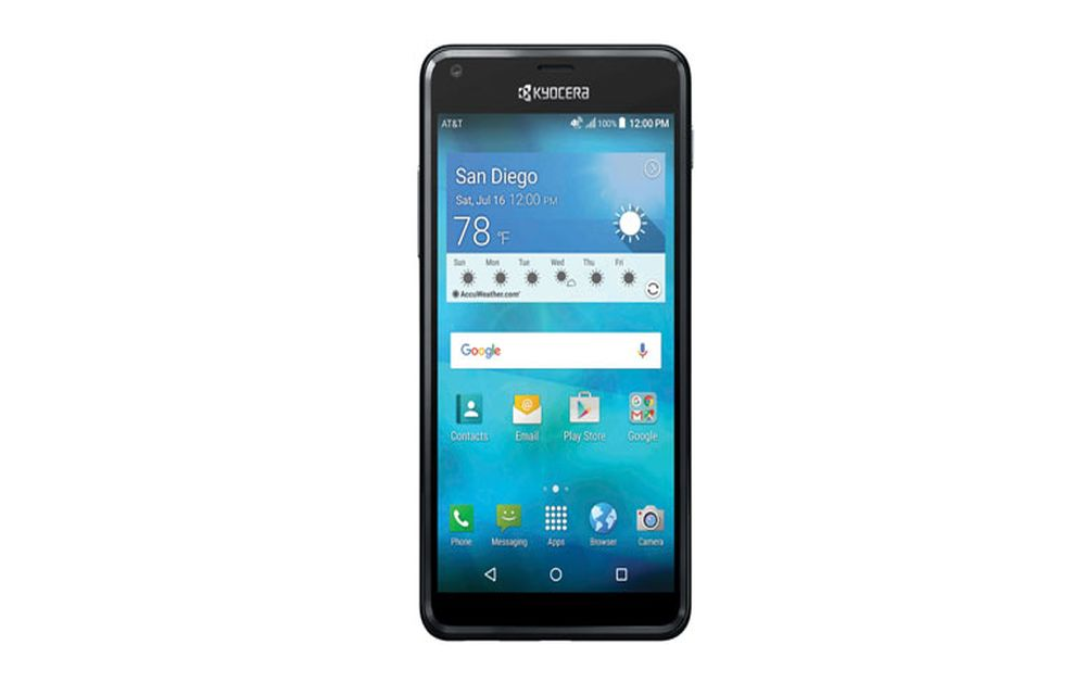 Kyocera Hydro Shore - A WaterProof Smartphone that Costs Just 80$