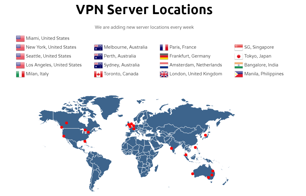 Seattle vpn free