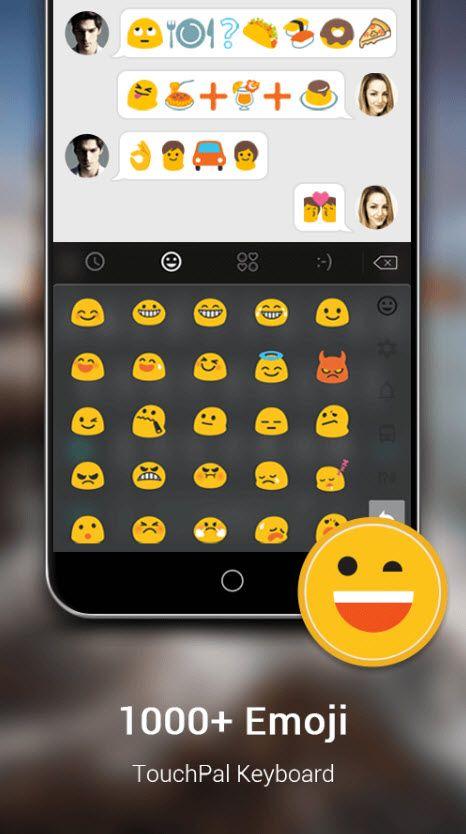 TouchPal Emoji