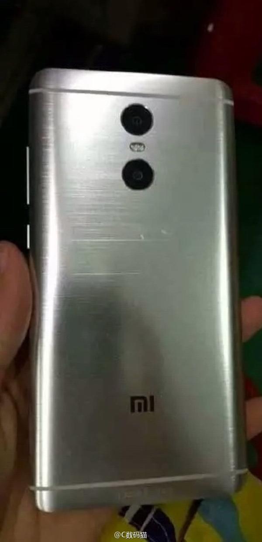 Xiaomi Redmi Note 4 spotted