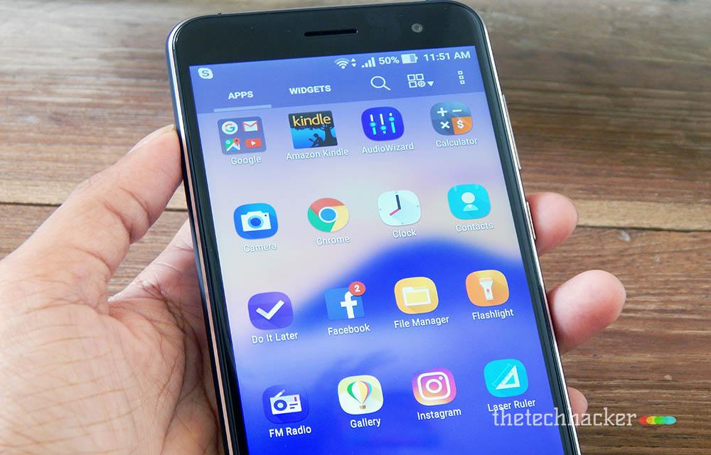 Asus Zenfone 3 Display
