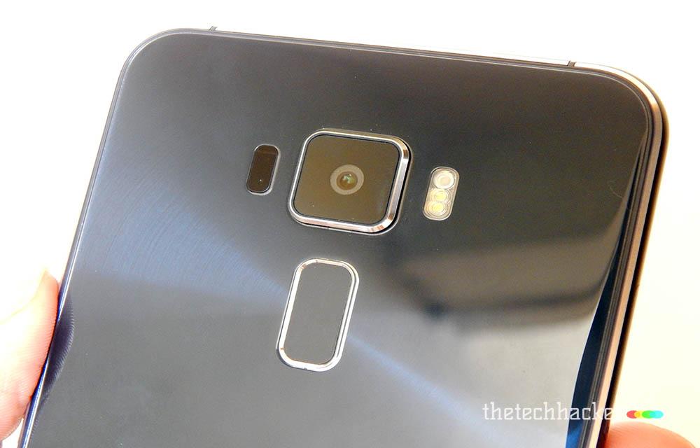 Asus Zenfone 3 Fingerprint Scanner