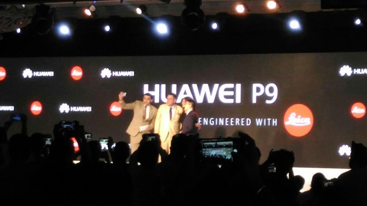 Huawei P9 Launch 2