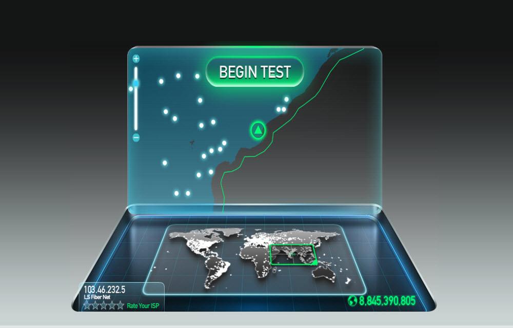 Speedtest net