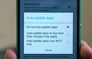 How to Turn off Automatic App Updates in Android