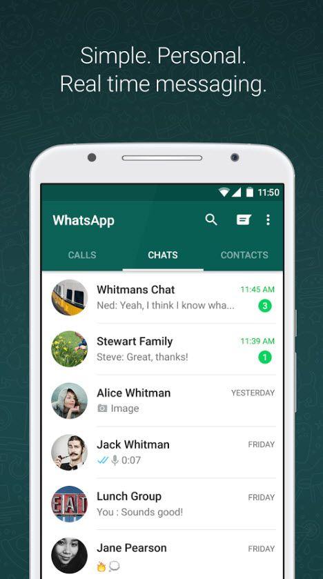 WhatsApp Messenger