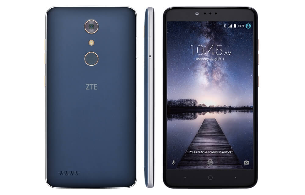 receives zte zmax specs Block: