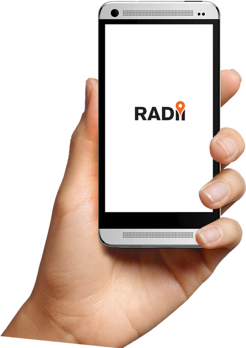 radii app review