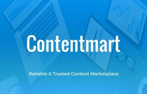 Contentmart – Reliable & Trusted Content Marketplace for Both Writing Service Providers & Seekers