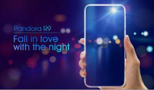 iNew Planning Something Big including the Pandora R9 Smartphone