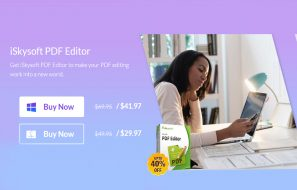 iSkysoft PDF Editor Pro for Mac Review: The Next Level PDF Editor