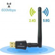 ANEWKODI 2.4G+5G Dual Band 600Mbps Wireless Antenna Network Lan Card Review