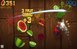 Fruit Ninja Free Review