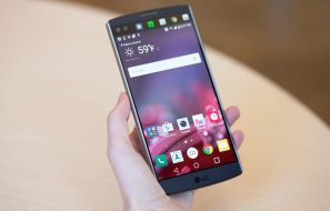 India Gets a Glimpse of LG V20 with Android 7.0 Nougat
