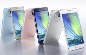 Samsung Galaxy A5 (2017) may have a Metal and Glass Build
