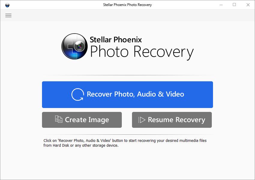 stellar-phoenix-photo-recovery-software-interface