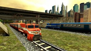 Train Racing Games 3D 2 Player Review