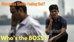 Who is the boss of the Indian Smartphone market?