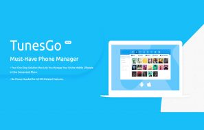 New Wondershare TunesGo Phone Manager Review