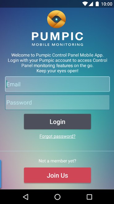 pumpic-mobile-monitoring-app-dashboard