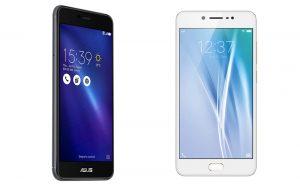 Asus Zenfone 3 Max and Vivo V5 Comparison