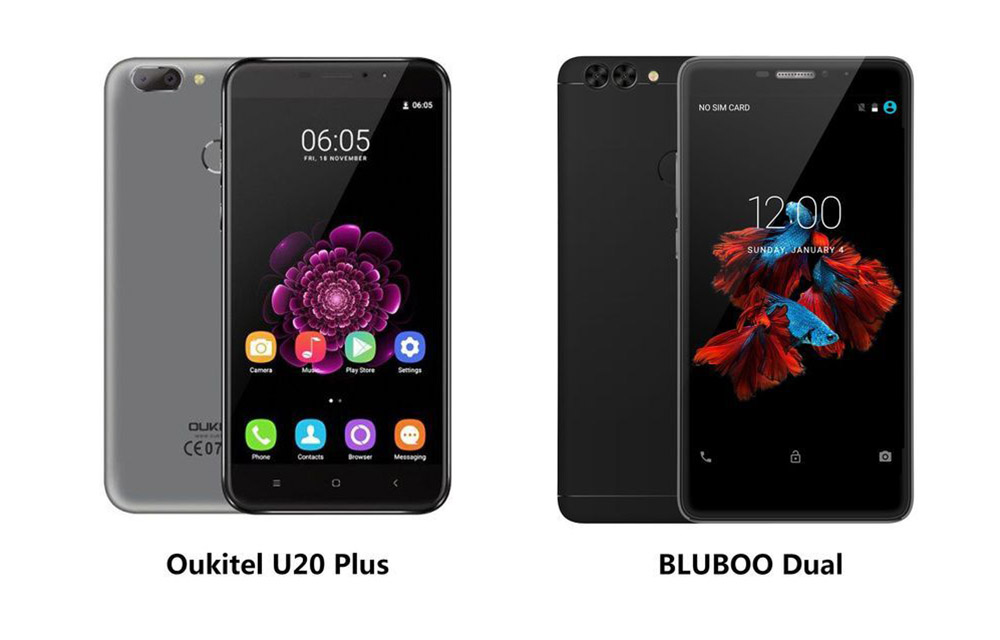 bluboo-dual-vs-oukitel-u20-plus