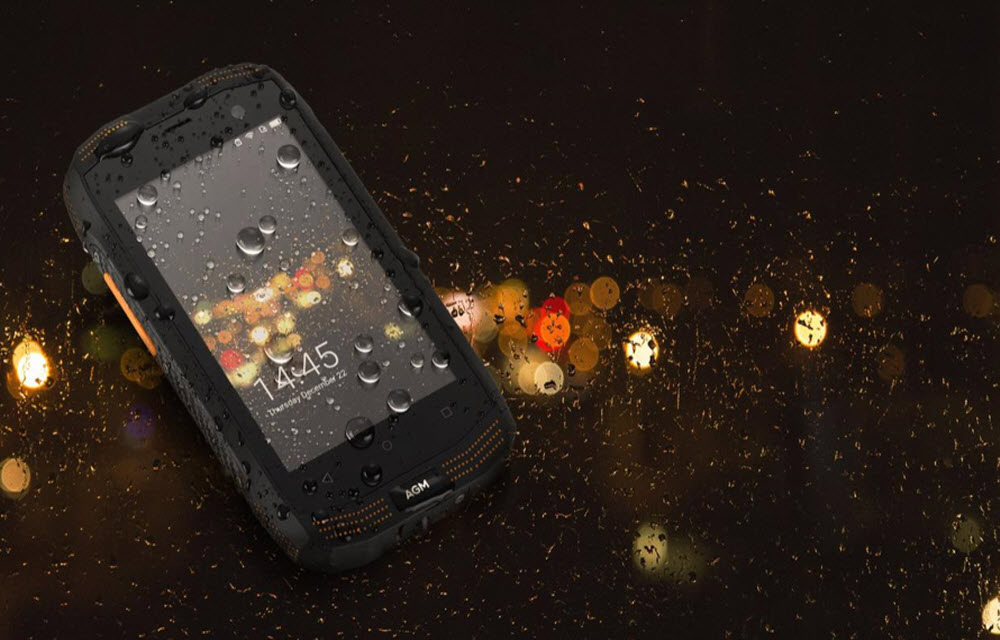 AGM A2 – Entry Level, Budget Priced Rugged Smartphone