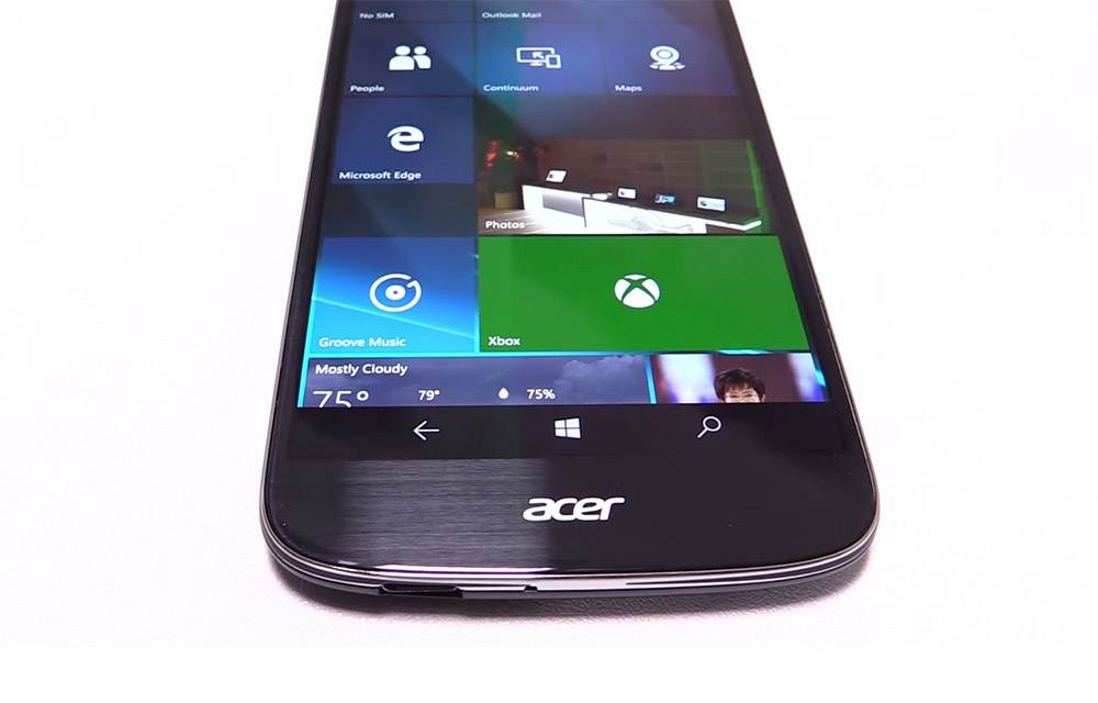 Acer Liquid Jade Primo Performance