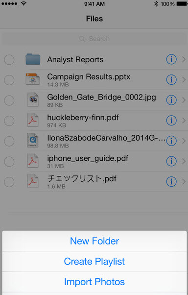 Files - File Manager & Web Browser