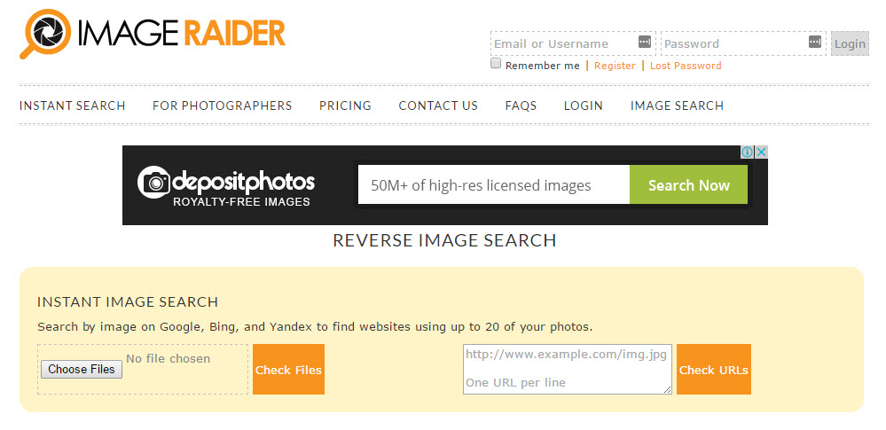 Best Reverse Image Search Engines