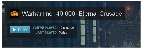 Warhammer 40,000 Fix Step 2