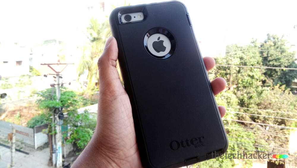 Otterbox Defender Series Different layers of protection