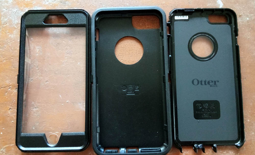 Otterbox Defender Series Protection Internal Parts
