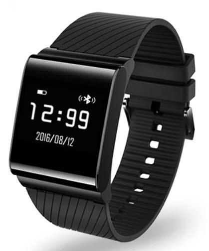 X9 Plus BLE 4.0 Smart Wristband Design