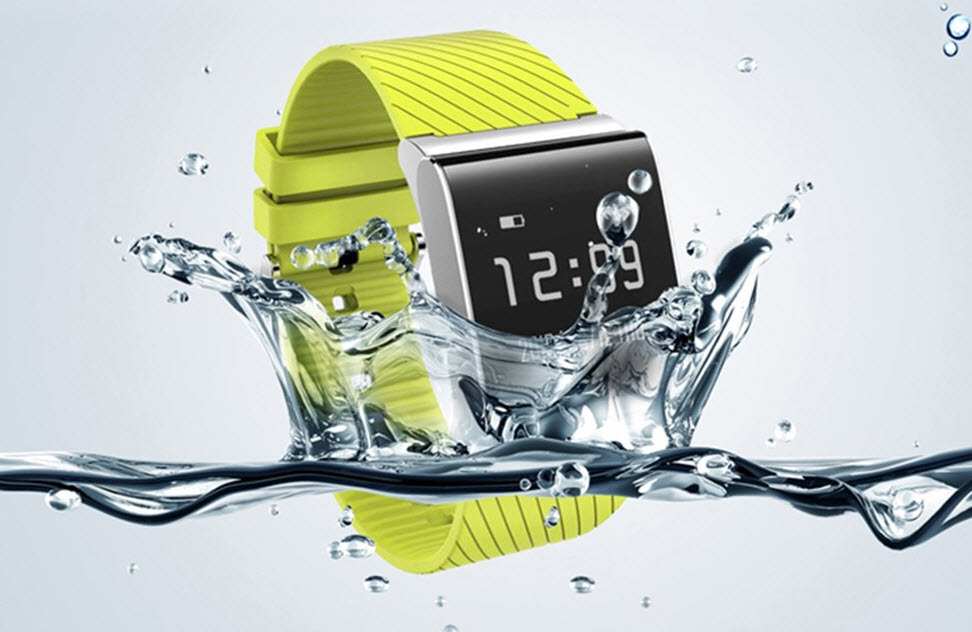 X9 Plus BLE 4.0 Smart Wristband Waterproof