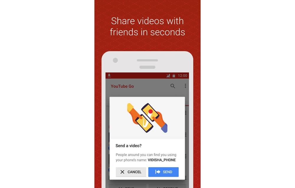 Youtube Go App