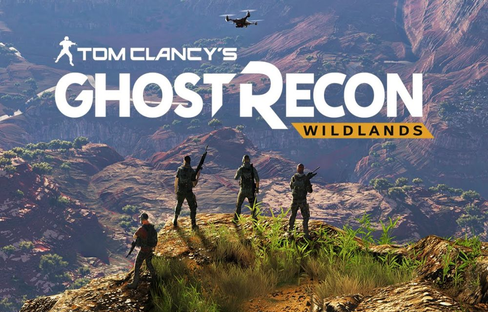 Ghost Recon- Wildlands Is On Its Way